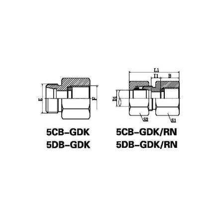 5CB-GDK/5DB-GDK/5CB-GDK/RN/5DB-GDK/RN