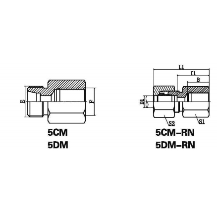 5CM/5DM/5CM-RN/5DM-RN